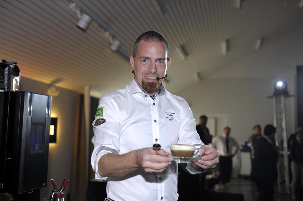 kaffedrink creme brulee