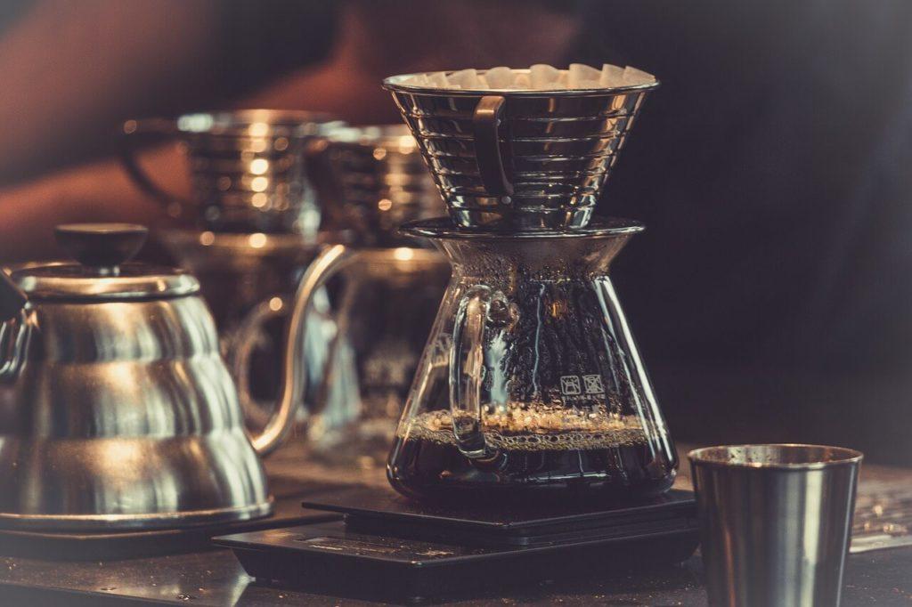 Bryggmetoder kaffe