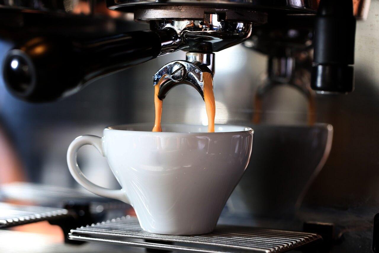 Knepen för att få ett bra kontorskaffe
