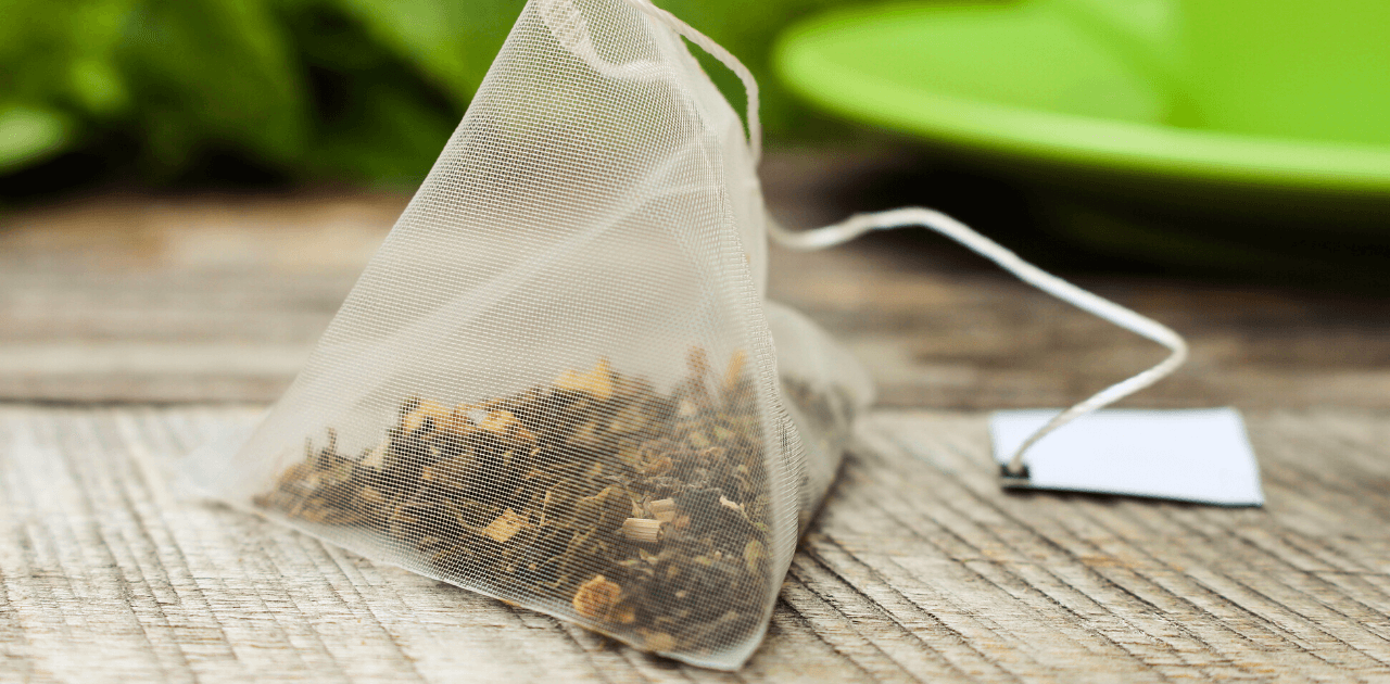 Därför bör du välja ekologiska tepåsar