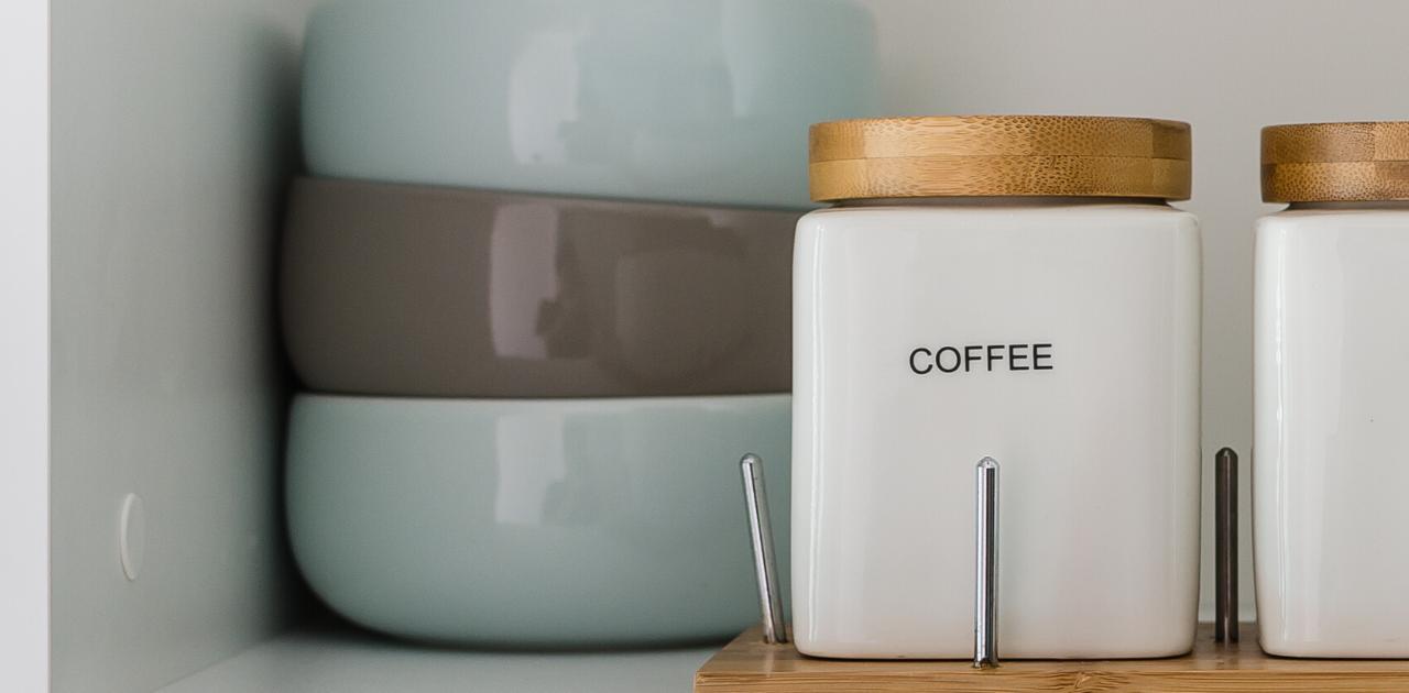 Kaffeförvaring – 3 tips vid förvaring av kaffe