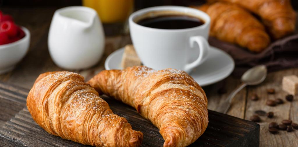 Kaffe till frukost