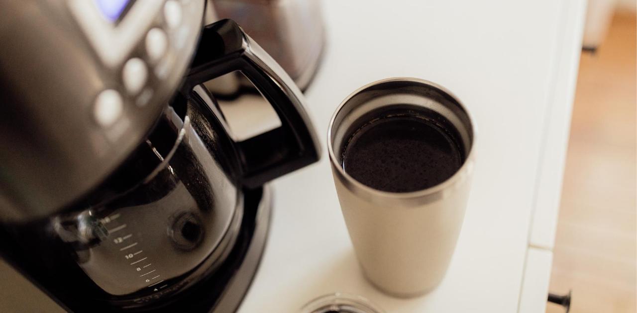 Därför bör du välja en miljömärkt kaffebryggare