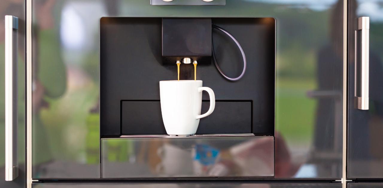 Därför bör du välja en professionell kaffemaskin