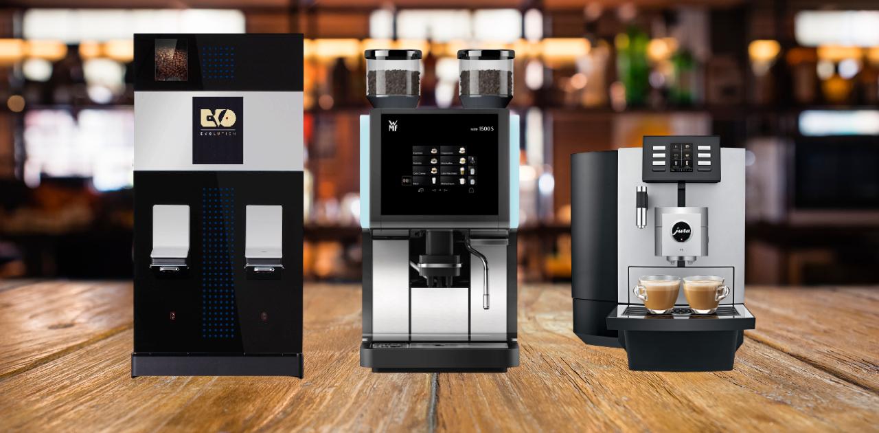 Olika kaffemaskiner och dess egenskaper