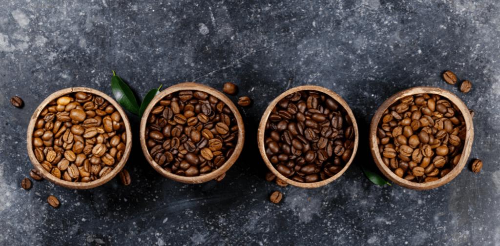 Bästa kaffebönorna
