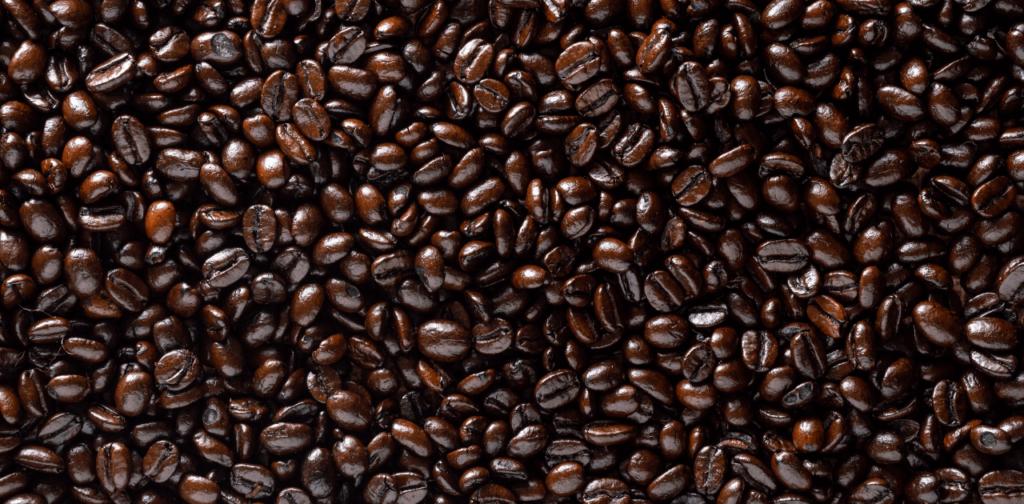 Mörkrostat kaffe
